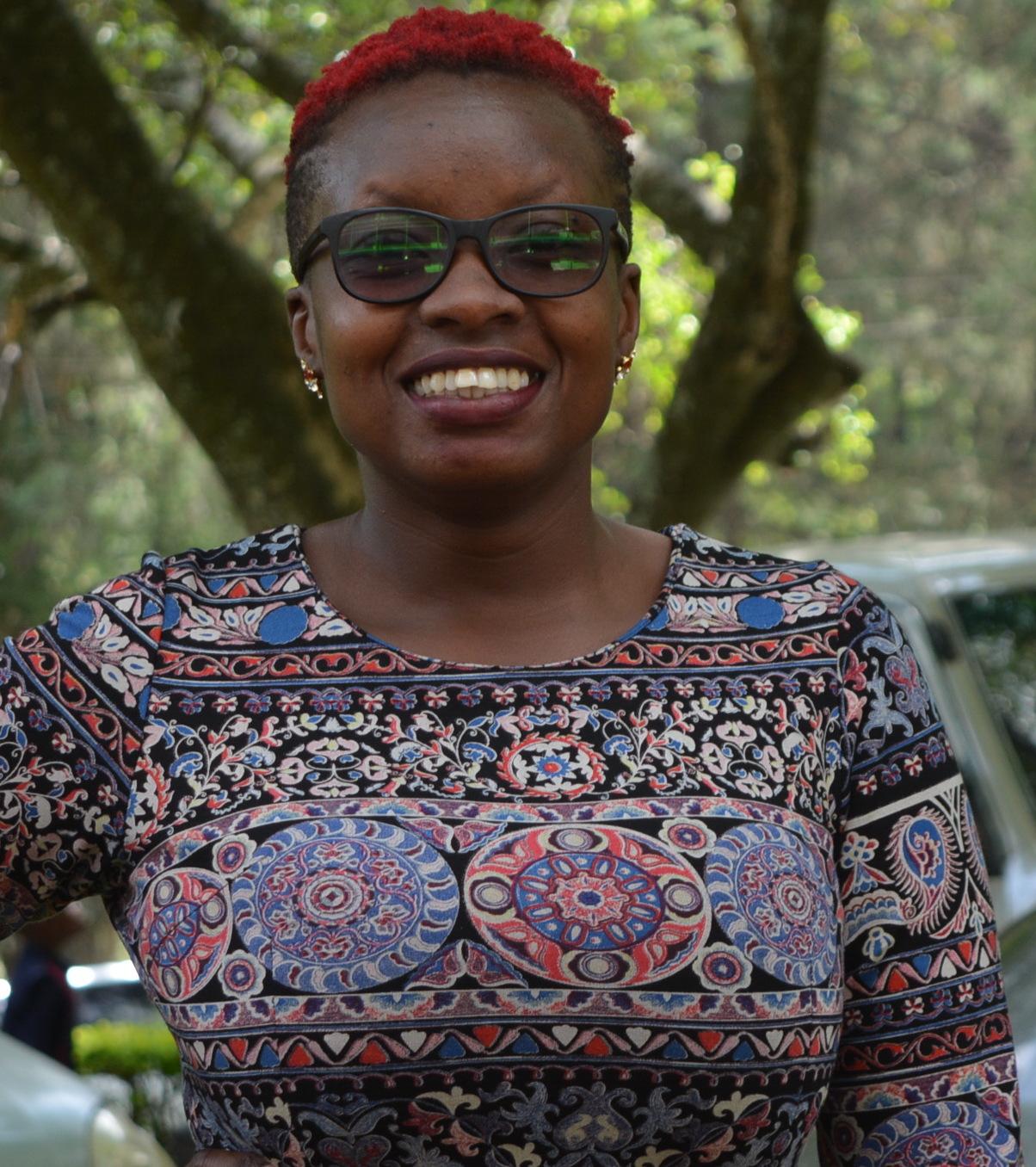 YLAB MEMBER Catherine Nyamiru