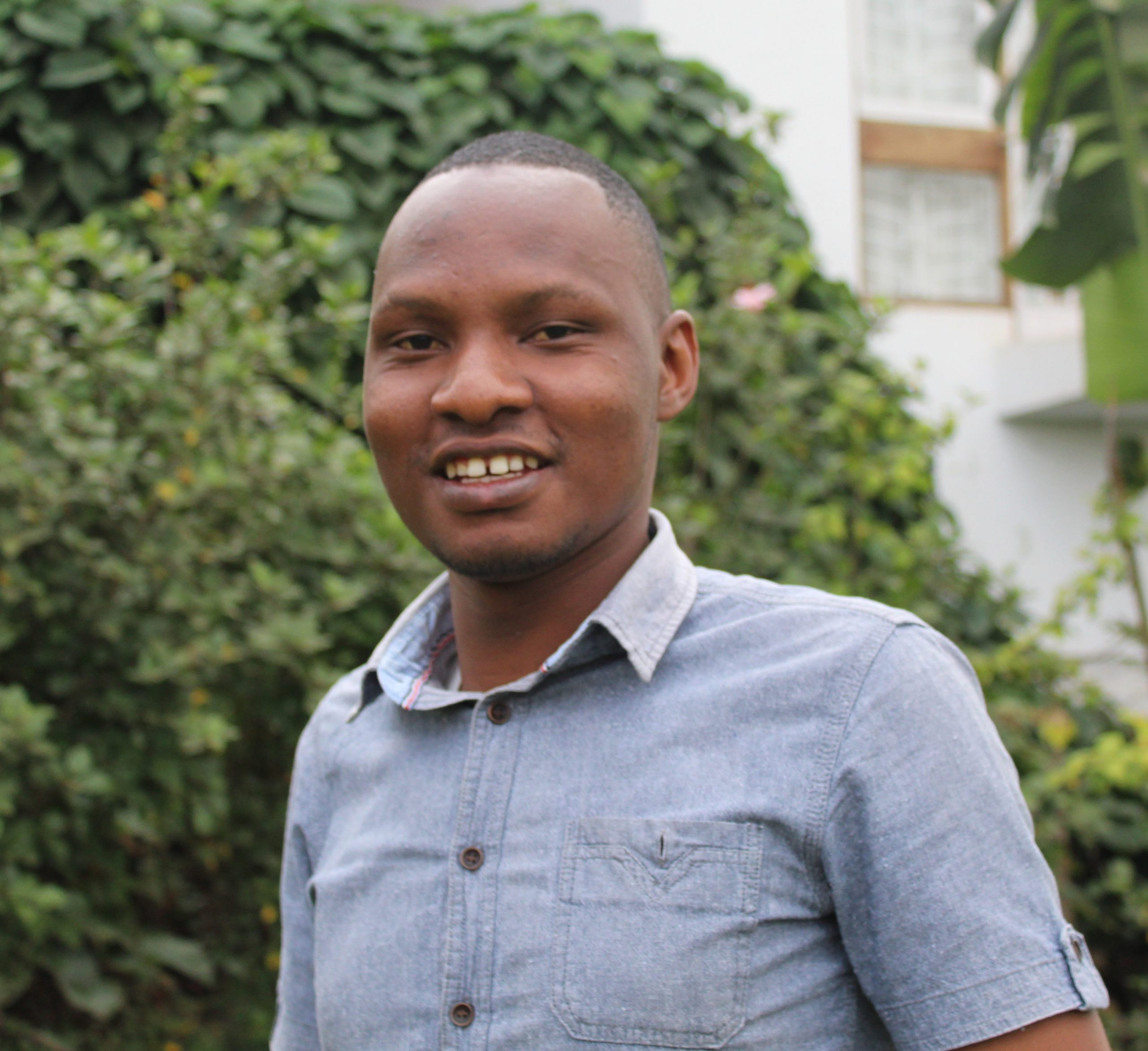 YLAB MEMBER Henry Mkare